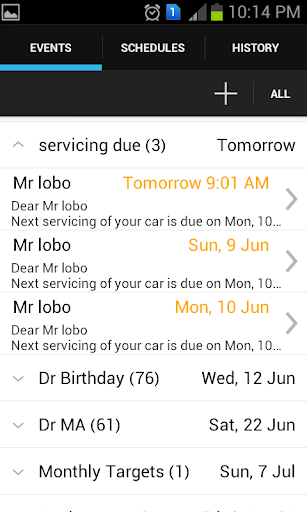Aapi SMS Scheduler