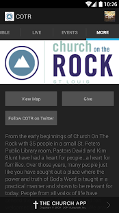 Church on the Rock - screenshot thumbnail