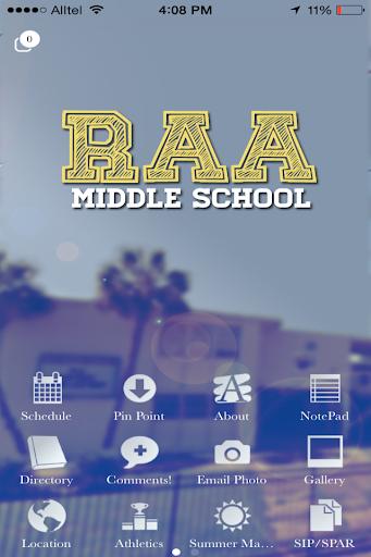 RAA Middle School