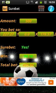 Surebet - screenshot thumbnail