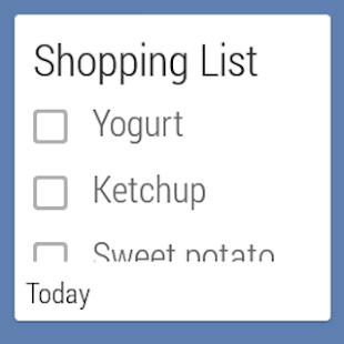 TickTick Wear - Todo List- screenshot thumbnail