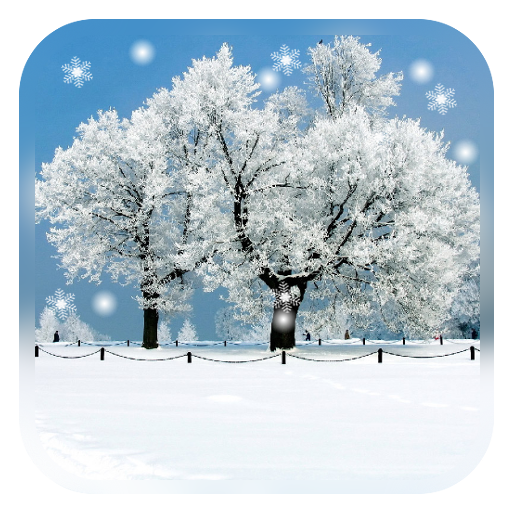 Snow Season Live Wallpaper Icon