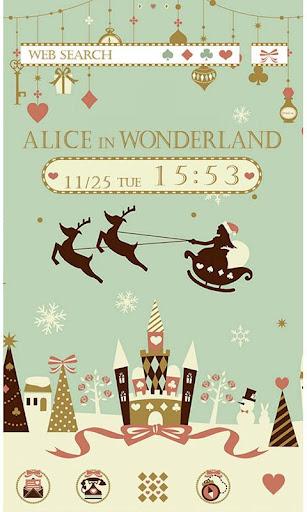 ★免費換裝★愛麗絲的白色聖誕節