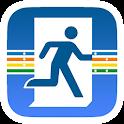 metroexit montreal - full icon