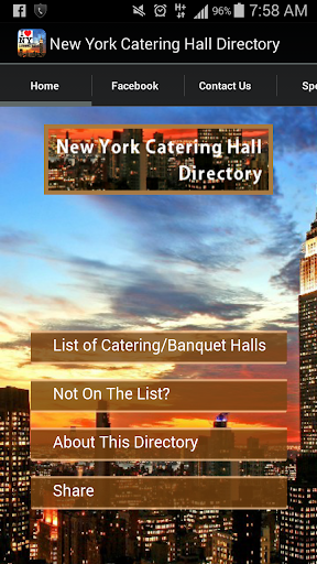 New York Catering Hall Direct