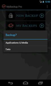 My Backup v4.4.8