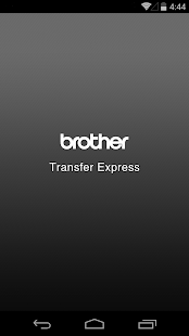 Brother Mobile Transfer Express- screenshot thumbnail