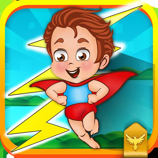Super Baby LOGO-APP點子