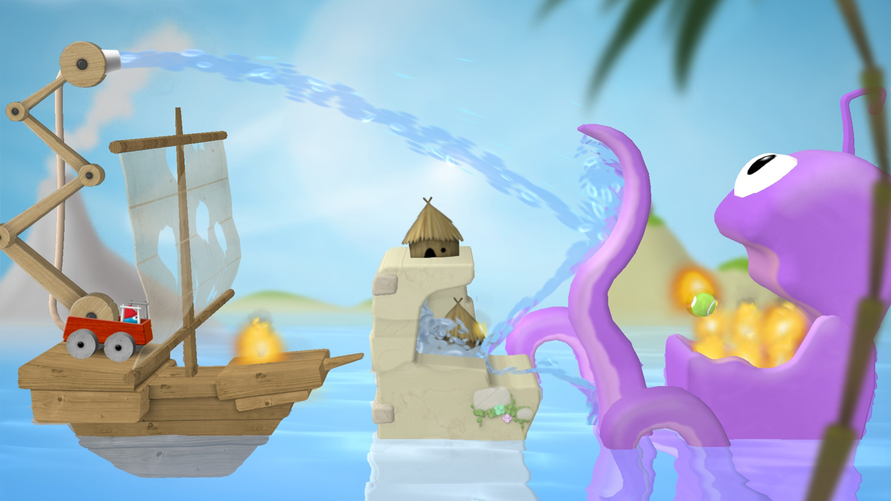 Sprinkle Islands- screenshot