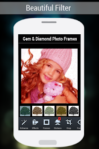 Gem & Diamond Photo Frames screenshot 5