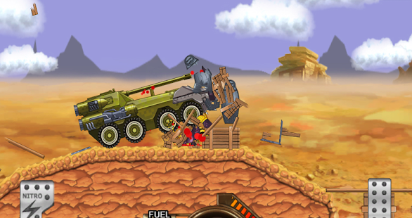 Monster Car Hill Racer Screenshot 7