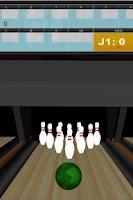 Screenshot of Bowling Games
