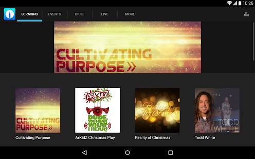 Christ Temple Church- screenshot thumbnail
