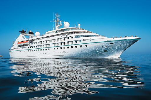 Windstar-Cruises-Star-Pride-2 - The graceful, suite-only Star Pride entered the Windstar fleet in 2014.