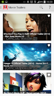 FilmIsNow: Movie Clip Trailers- screenshot thumbnail