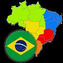 Brazilian States - Quiz/Flags icon