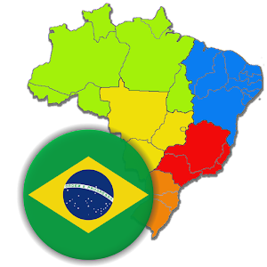 Brazilian States – Quiz/Flags for PC and MAC