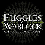 Logo of Fuggles Warlock Dark Side Imperial Stout