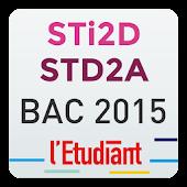 Bac STI2D STD2A 2015