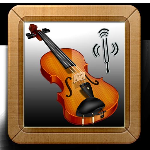 小提琴调音器 音樂 App LOGO-硬是要APP
