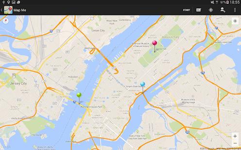Map Me - screenshot thumbnail