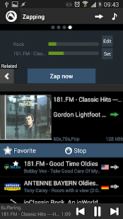 Audials Radio Player Recorder - screenshot thumbnail