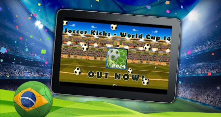 Soccer Kick - World Cup 2014 1.3 screenshot 42077