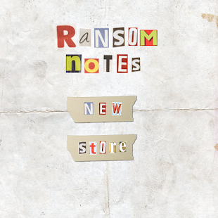 Ransom Notes- screenshot thumbnail