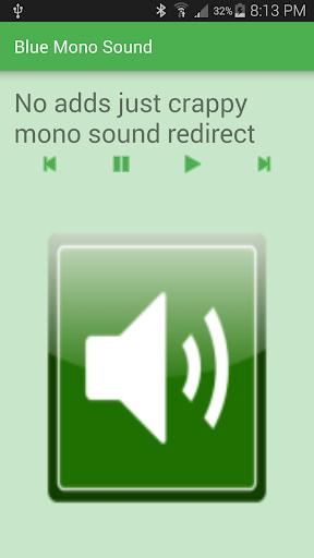 Blue Mono Sound
