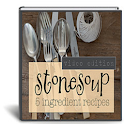 Cook Book The stone soup free icon