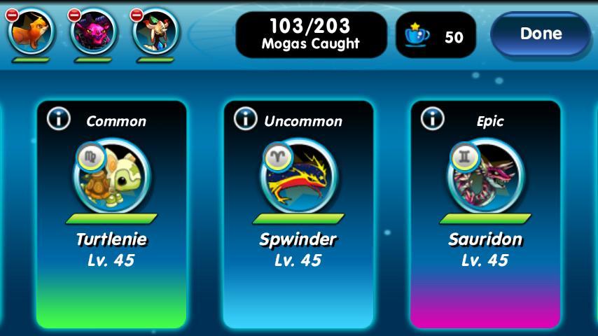 Monster Galaxy - screenshot