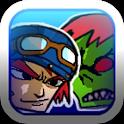 Zombie Street 3D icon