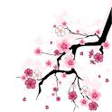 Xlive: Sakura (Live wallpaper) icon