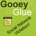 Social Network Violation icon
