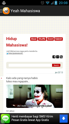 KoCAK (1CAK,MCI,KartunNgampus) - screenshot