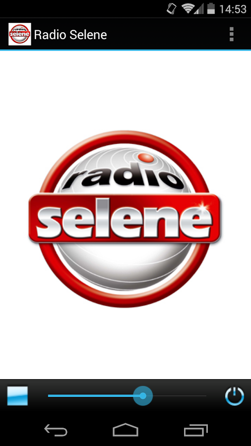 Radio Selene- screenshot