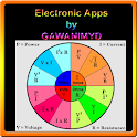 Electronic Apps by GAWANIMYD icon