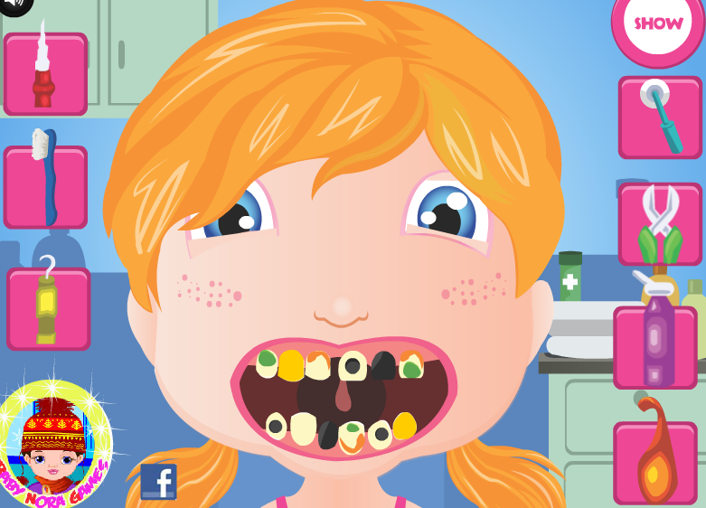 Baby Nora Dental Care- screenshot