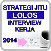 Strategi Jitu Lolos Interview