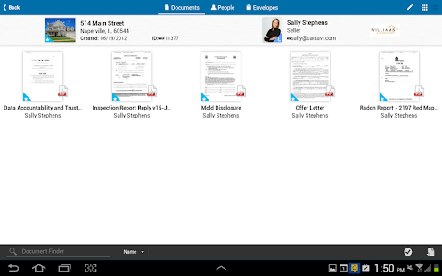 DocuSign TR- screenshot thumbnail