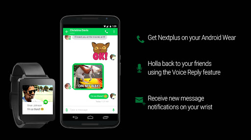 玩免費通訊APP|下載Nextplus Free SMS Text + Calls app不用錢|硬是要APP