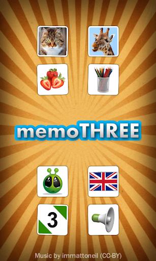 memoTHREE