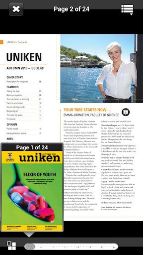 【免費教育App】UNSW Uniken-APP點子