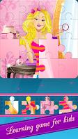 Screenshot of Beauty Jigsaw Puzzle for Girls