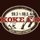 KOKE FM icon