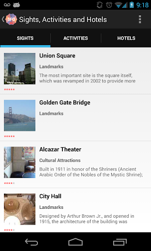 玩旅遊App|Holidayen San Francisco Guide免費|APP試玩