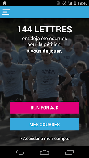 RUN for AJD