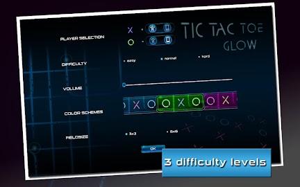 Tic Tac Toe Glow Screenshot 9