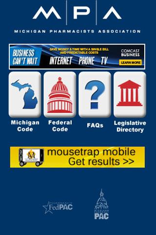 MPA Michigan Pharmacy Law App