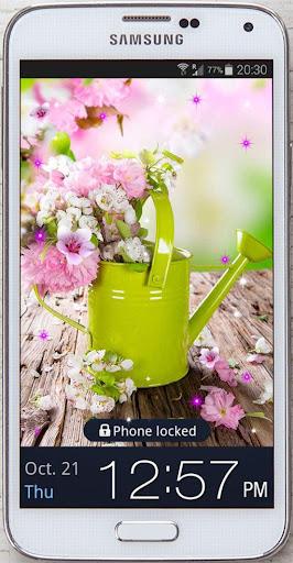 Garden Spring live wallpaper